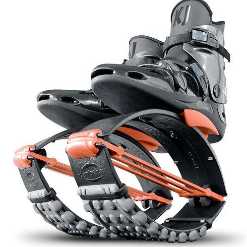 KJ XR3 in Black/Orange