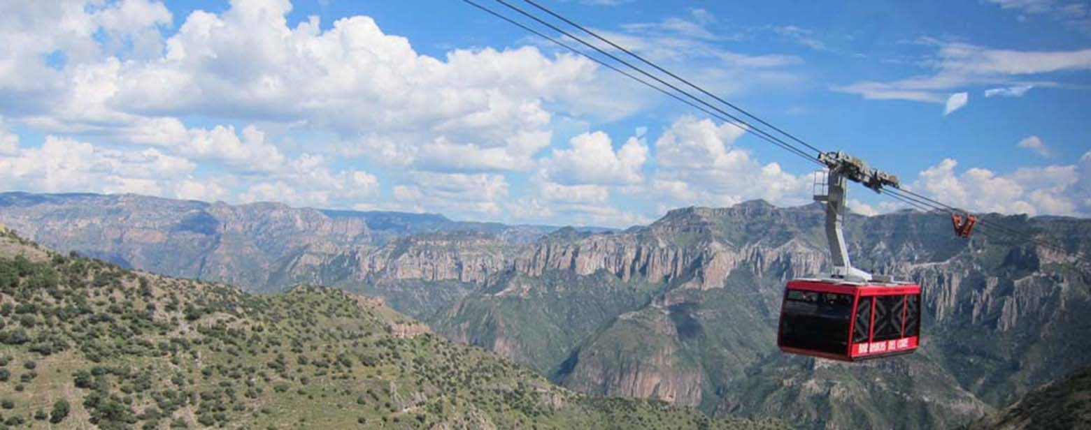 COPPER CANYON DELUXE TOUR