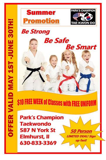 Summer Self Defense Poster ELmhurst 부모 쿠폰123.jpg