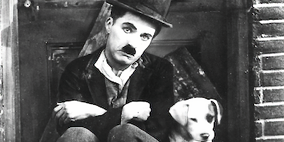 Everyone Dress Like Charlie Chaplin Family Party