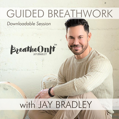 GUIDED BREATHWORK SESSION with JAY