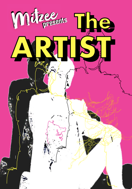 Mitzee The ARTIST Poster (untagged).png