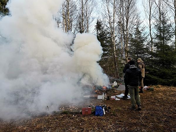 LifeTrip017Szkolenie Survivalowe Szwecja