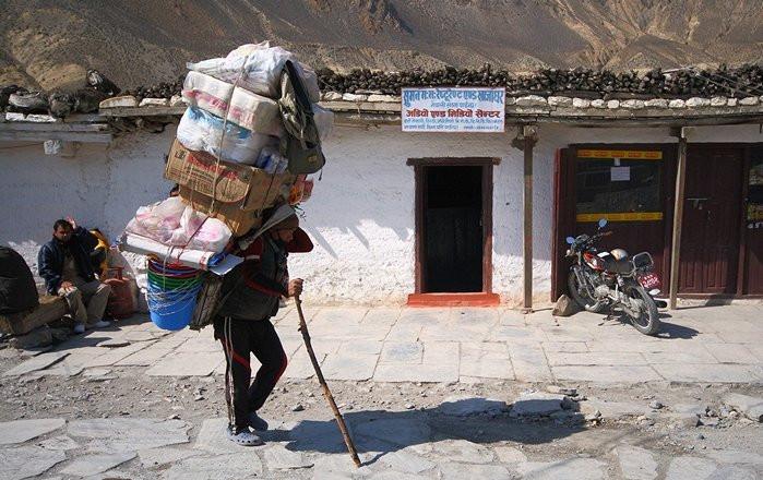 Ucieczka z wielkim plecakiem