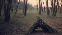 Szałas - Alternatywa Dla Namiotu