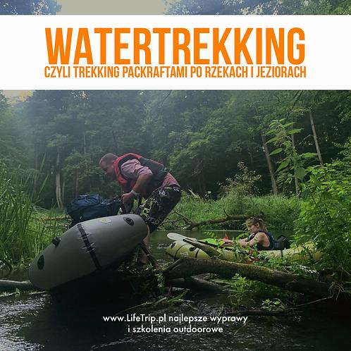 Watertrekking (w cenie wypożyczenie pontonu)