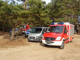 Pokazy Straży Pożarnej, Policji, Służb Leśnych na bazie scenariuszy współtworzonych przez LifeTrip