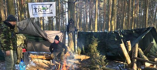 Obóz Szkoleniowo pokazowy