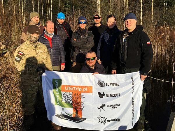 LifeTrip007Szkolenie Survivalowe Szwecja