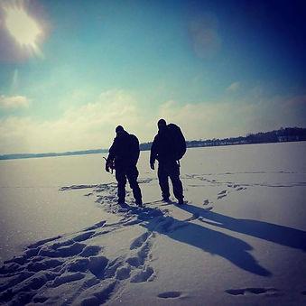 Sam Na Sam Z Survialem - Zimowy Kursy Survivalowy