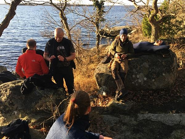 LifeTrip001Szkolenie Survivalowe Szwecja