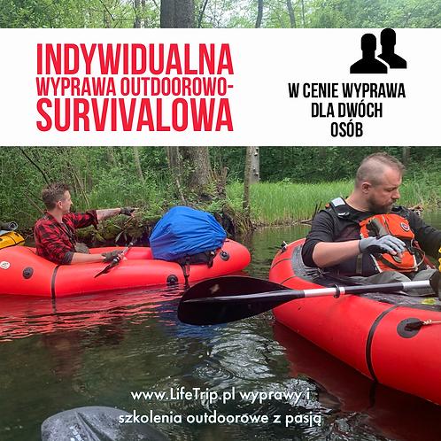 Indywidualna Wyprawa Outdoorowo-Survivalowa