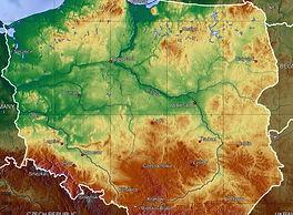 Mapa Topograficzna