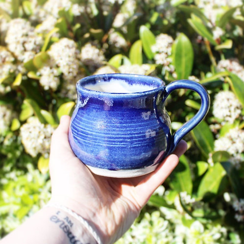Curvy Handmade Mug