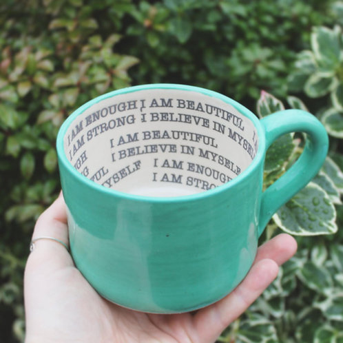 Positive Affirmation Mug