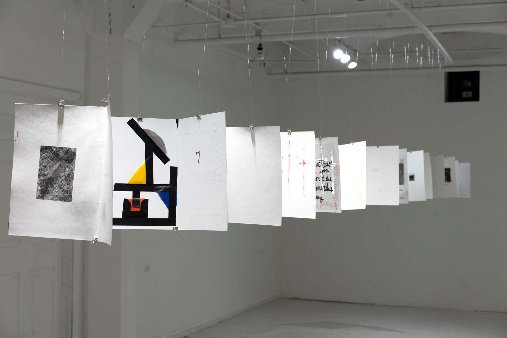 Shared Loneliness installation