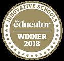Innovative Schools 2018 Medal.png