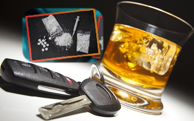 substances and driving