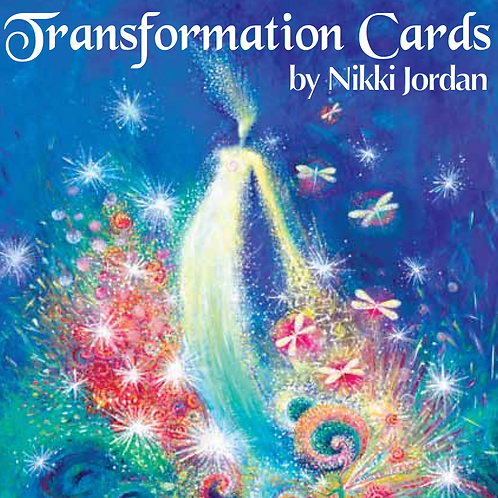 Nikki Jordan's Transition Cards