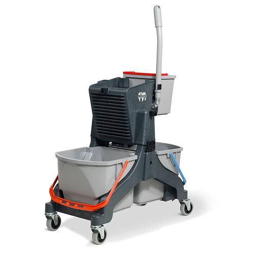 Carrello pulizie multiuso NUMATIC MMT1616G Standard (con manico)
