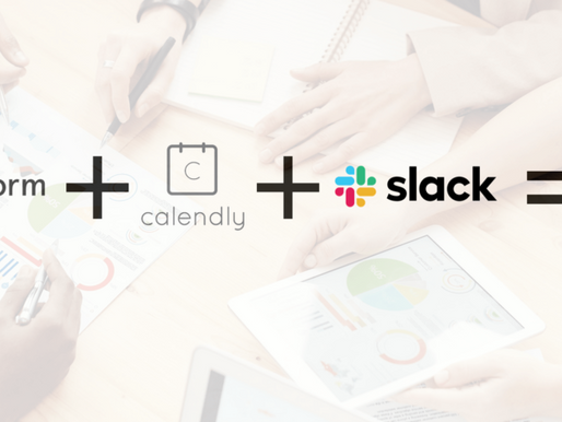 AUTOMATE YOUR SALES FUNNEL WITH TYPEFORM, CALENDLY AND SLACK