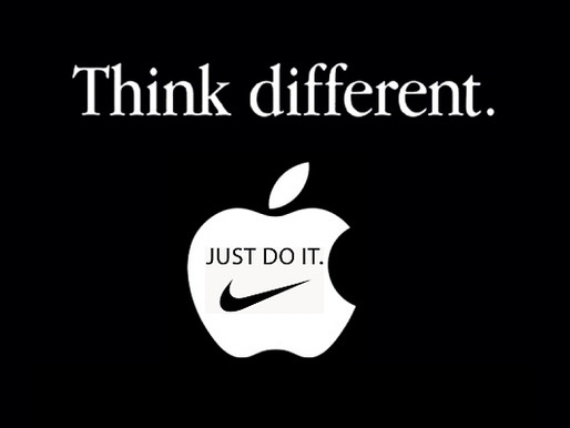 THE APPLE & NIKE PRINCIPLE