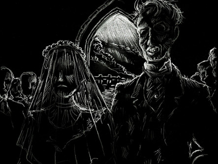 E. Nesbit's John Charrington's Wedding: A Two Minute Analysis of the Classic Ghost Story