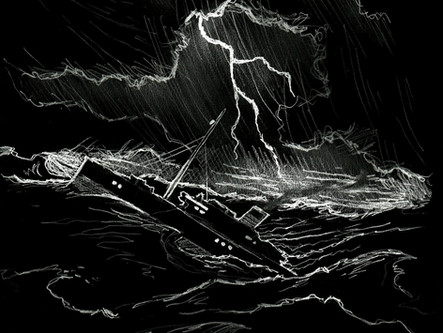 12 Best Nautical Horror Stories by William Hope Hodgson (Other than The Voice in the Night)