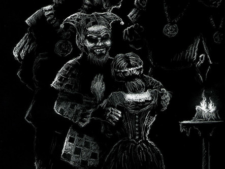 Edgar Allan Poe's Hop-Frog: A Two-Minute Summary and Analysis of the Classic Horror Story