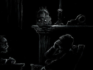 """12 Best Horror Stories by H. G. Wells (Not Including """"The Invisible Man"""")"""