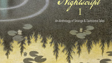 Reviewing: Nightscripts, An Anthology of Strange & Darksome Tales