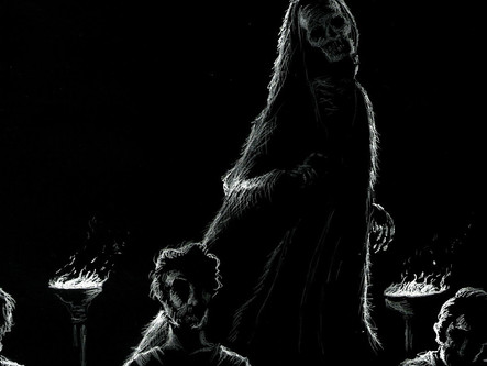 Edgar Allan Poe's Shadow (A Parable): A Two-Minute Summary and Literary Analysis