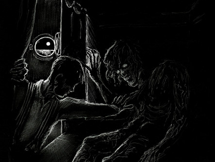 """F. Marion Crawford's 6 Best Horror Stories (Not Inlcuding """"The Upper Berth"""")"""