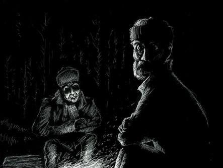 Algernon Blackwood's The Wendigo: A Two-Minute Summary and a Literary Analysis