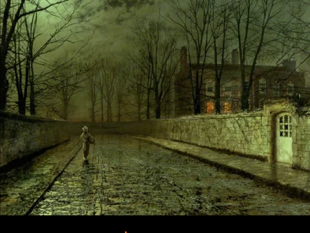 Spooky Spotlight: Victorian Ghost Stories