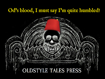 Oldstyle Tales' Classic Horror Blog Voted #9 Among Literary Horror Bloggers