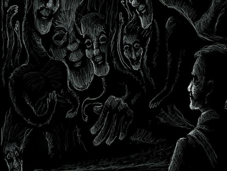 Algernon Blackwood's Best Horror Stories: Part Two - 7 Best Weird Tales