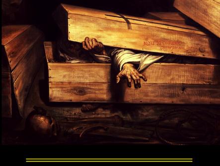 The Nightmarish, Deeply Personal Horror Stories of Edgar Allan Poe: Oldstyle Tales'