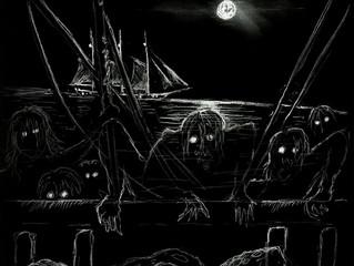 William Hope Hodgson's Hopelessly Savage, Survivalist Horror Stories (Oldstyle Tales' Macabr