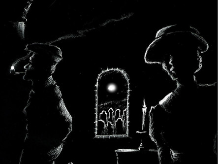 E. Nesbit's Man-Size in Marble: A Two-Minute Summary and Analysis of the Classic Ghost Stories