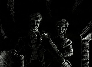 E. Nesbit's The Shadow: A Two-Minute Summary and Analysis of the Classic Ghost Story