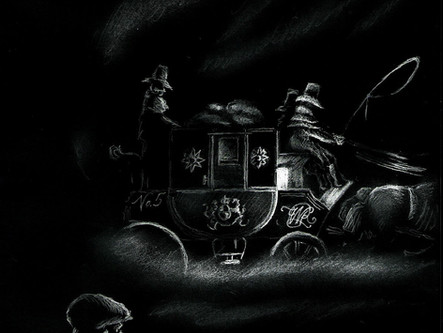 Amelia B. Edward's The Phantom Coach: A Two-Minute Summary and Literary Analysis