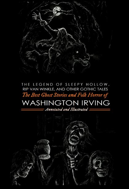 10 Best Ghost Stories by Washington Irving (Other Than