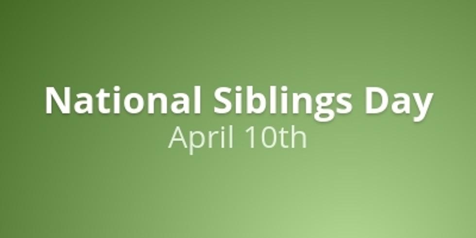Siblings Day 2021