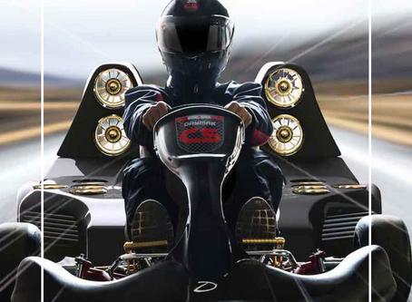 Le kart le plus rapide et le plus cher du monde, découvrez Daymark C5 Go-Kart
