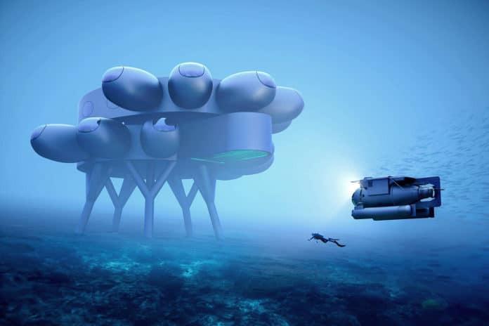 Proteus-station-spatiale-mer