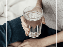 Boire de l'eau pour perdre du poids