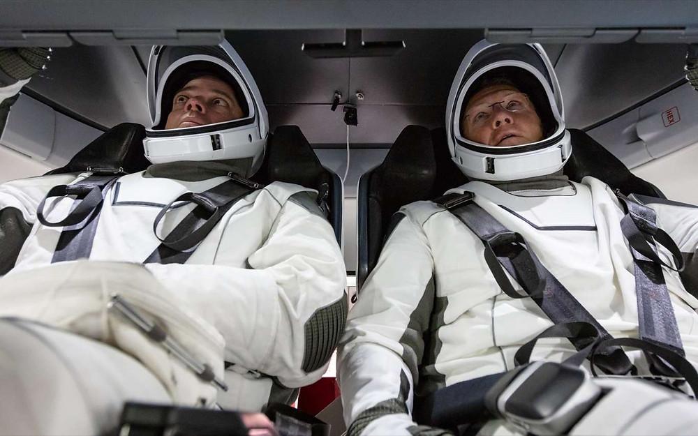 astronaute-crew-dragon-spaceX