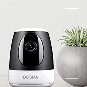 TEST : Sécurisez votre intérieur avec les caméras Bosma