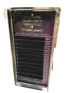 Mbeauty4all Flat Lashes